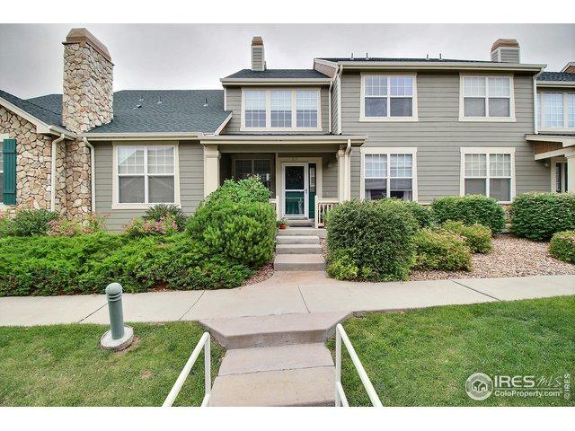 6806 W 3rd St #27, Greeley, CO 80634 (MLS #887361) :: Hub Real Estate
