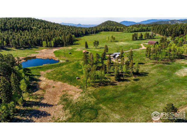 12240 S Ridge Rd, Conifer, CO 80433 (MLS #887382) :: 8z Real Estate