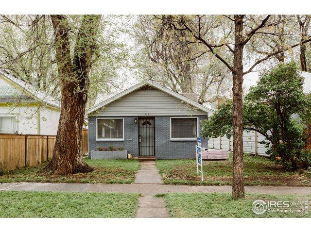 428 N Loomis Ave, Fort Collins, CO 80521 (MLS #887390) :: 8z Real Estate