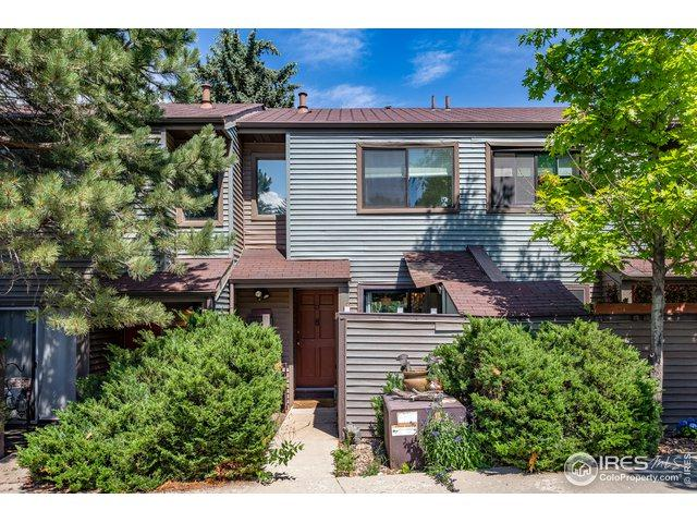 350 Arapahoe Ave #23, Boulder, CO 80302 (MLS #887391) :: J2 Real Estate Group at Remax Alliance