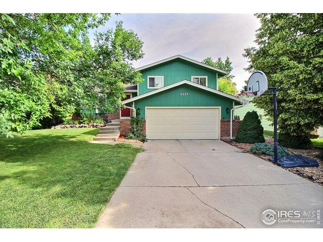 3337 W 27th St, Greeley, CO 80634 (MLS #887415) :: Kittle Real Estate
