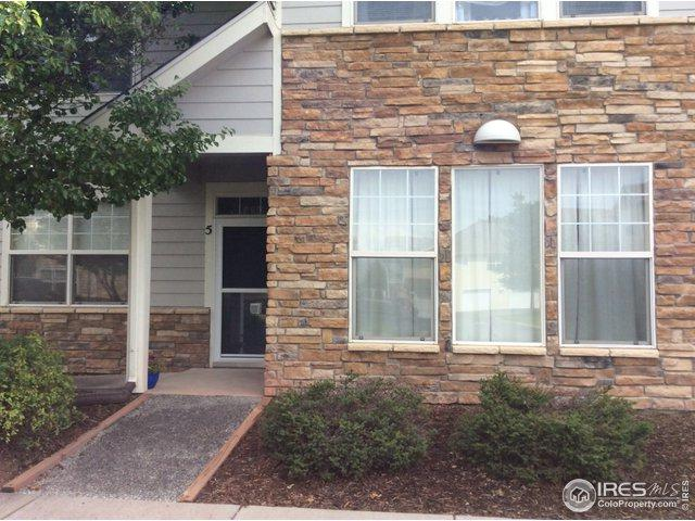 3788 Ponderosa Ct #5, Evans, CO 80620 (MLS #887417) :: Windermere Real Estate