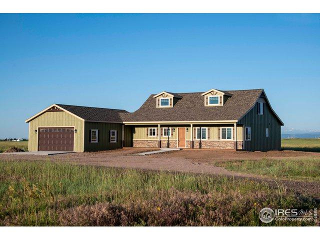 7396 County Road 106, Wellington, CO 80549 (MLS #887435) :: 8z Real Estate