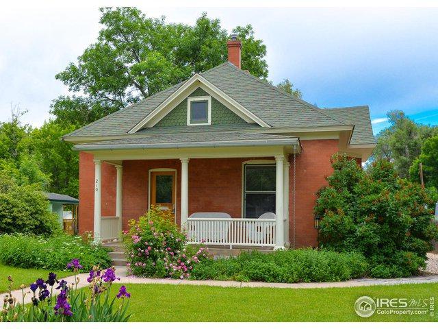 210 N Loomis Ave, Fort Collins, CO 80521 (MLS #887443) :: 8z Real Estate