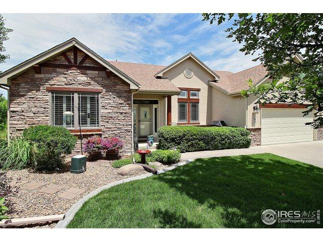 7107 Poudre River Rd #4, Greeley, CO 80634 (MLS #887454) :: Kittle Real Estate