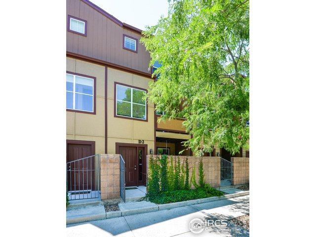 1221 E Prospect Rd #2, Fort Collins, CO 80525 (MLS #887457) :: 8z Real Estate