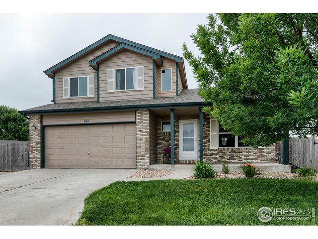 864 School House Dr, Milliken, CO 80543 (MLS #887466) :: 8z Real Estate