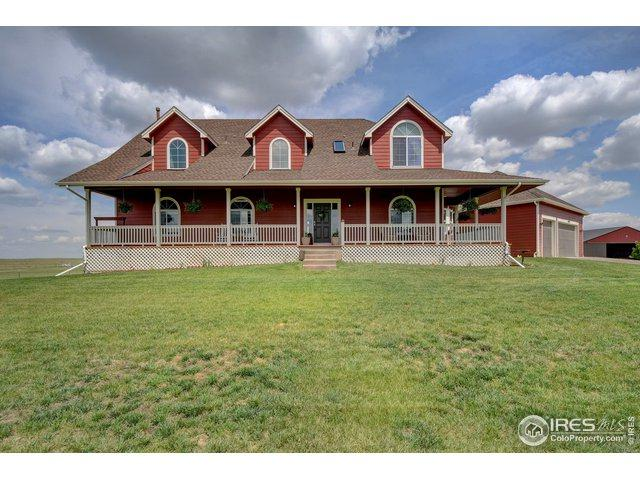 24779 County Road 24 3/4, Hudson, CO 80642 (#887468) :: James Crocker Team