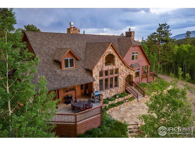 22955 Peak To Peak Hwy, Nederland, CO 80466 (MLS #887470) :: 8z Real Estate