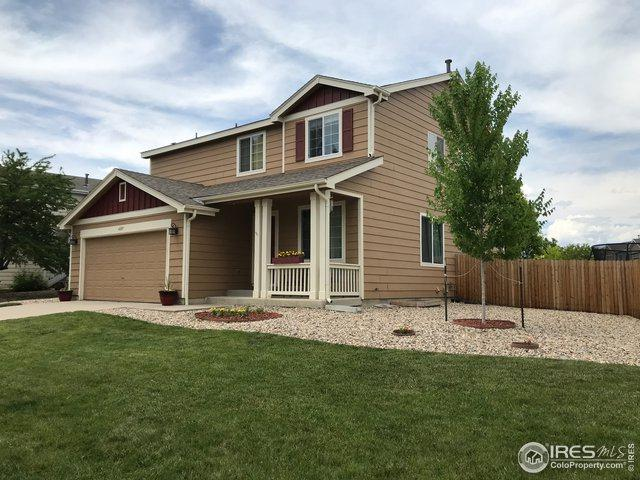 4089 Georgetown Dr, Loveland, CO 80538 (MLS #887487) :: Tracy's Team