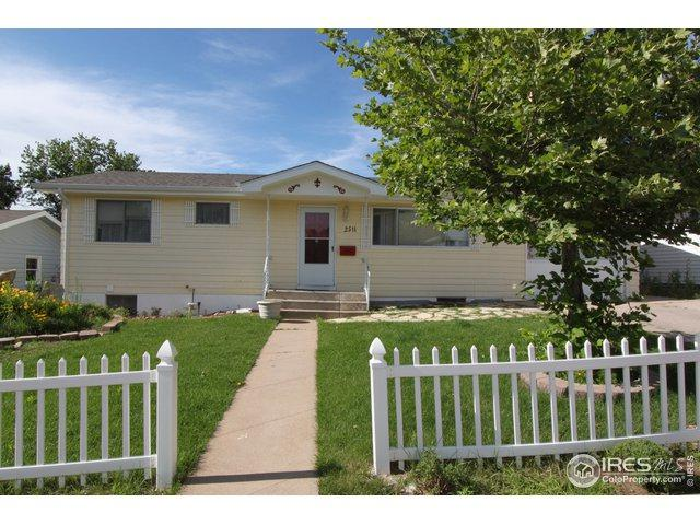 2511 W 6th St, Greeley, CO 80634 (#887494) :: The Peak Properties Group