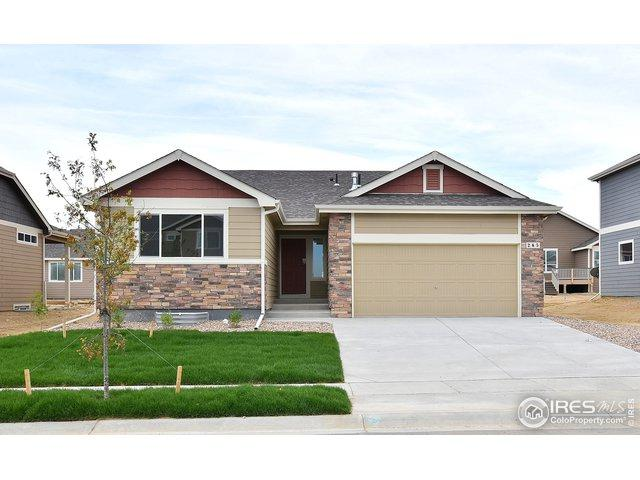 321 Torreys Dr, Severance, CO 80550 (MLS #887521) :: Kittle Real Estate