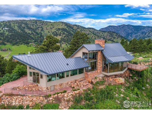 9302 Eastridge Rd, Golden, CO 80403 (MLS #887522) :: Tracy's Team