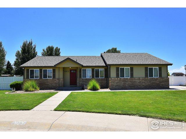 2902 41st Ave, Greeley, CO 80634 (MLS #887547) :: Kittle Real Estate