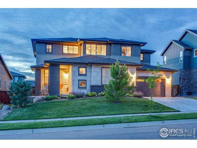1281 Single Tree Ln, Erie, CO 80516 (#887550) :: The Griffith Home Team