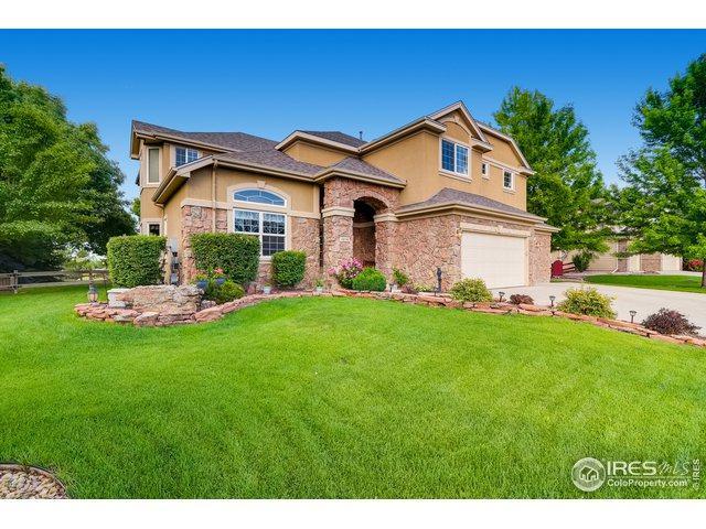 3878 Poudre Dr, Loveland, CO 80538 (MLS #887551) :: 8z Real Estate