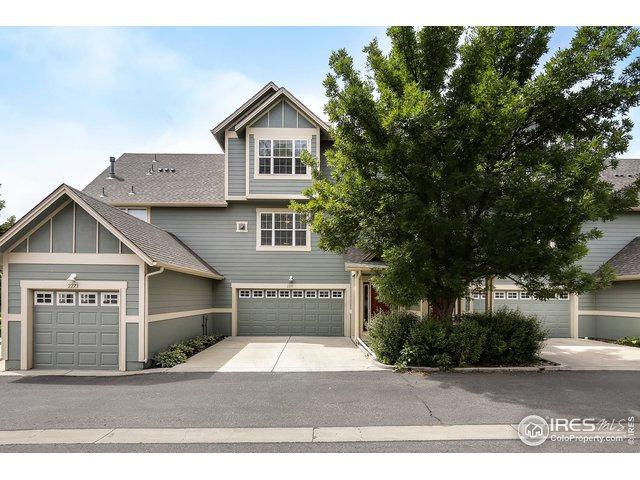 2271 Watersong Cir, Longmont, CO 80504 (MLS #887554) :: 8z Real Estate