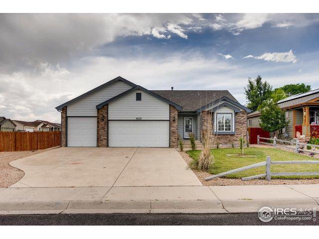 4025 Harbor Ln, Evans, CO 80620 (MLS #887558) :: Hub Real Estate