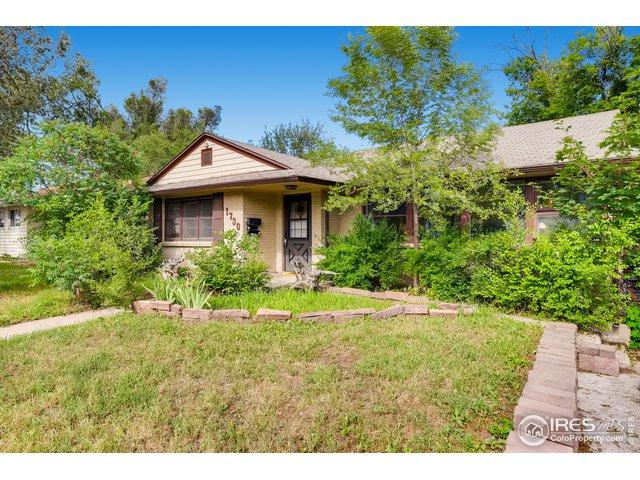 1730 Whedbee St, Fort Collins, CO 80525 (#887563) :: The Griffith Home Team