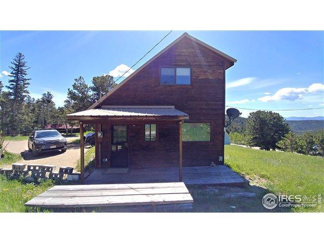 25 Chatham St, Ward, CO 80481 (MLS #887564) :: 8z Real Estate