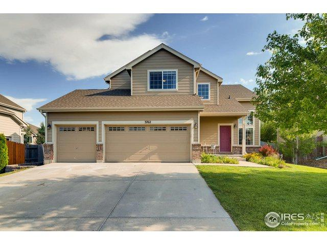 3762 Claycomb Ln, Johnstown, CO 80534 (MLS #887603) :: 8z Real Estate