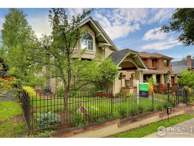 685 S Williams St, Denver, CO 80209 (MLS #887646) :: 8z Real Estate