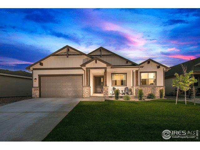 524 Vermilion Peak Dr, Windsor, CO 80550 (MLS #887647) :: Kittle Real Estate