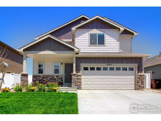 5595 Clarence Dr, Windsor, CO 80550 (MLS #887662) :: Kittle Real Estate