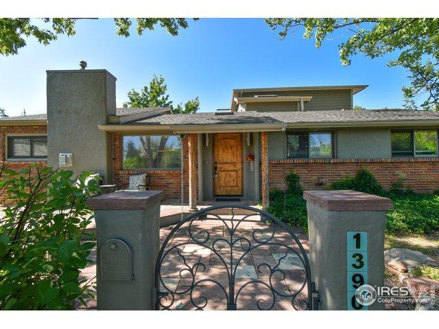 1390 Fairfield Dr, Boulder, CO 80305 (MLS #887699) :: 8z Real Estate