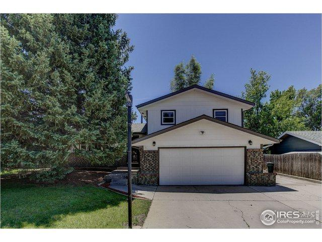 2748 W 23rd St, Greeley, CO 80634 (MLS #887708) :: 8z Real Estate