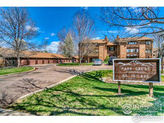 50 19th Ave #27, Longmont, CO 80501 (MLS #887714) :: J2 Real Estate Group at Remax Alliance