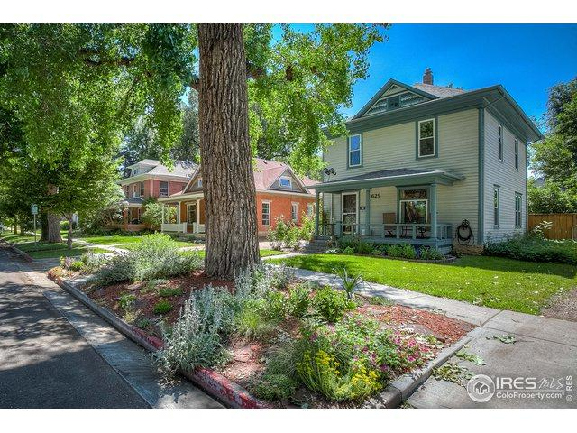 629 Mathews St, Fort Collins, CO 80524 (MLS #887715) :: Downtown Real Estate Partners