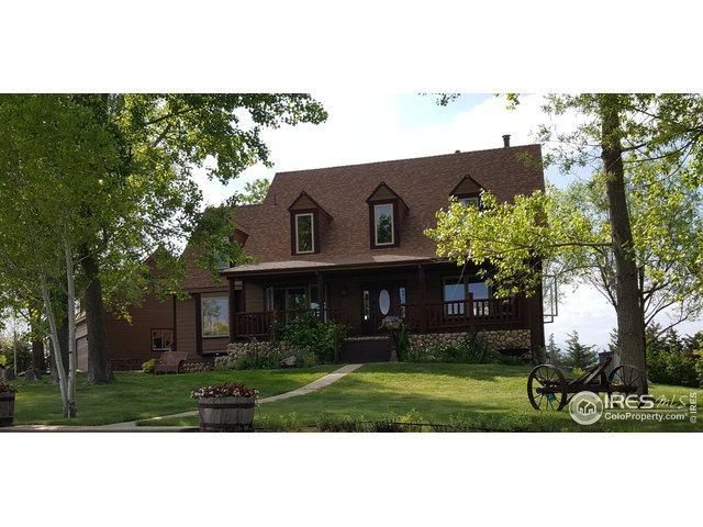 3300 Cottonwood Ln, Berthoud, CO 80513 (MLS #887732) :: 8z Real Estate