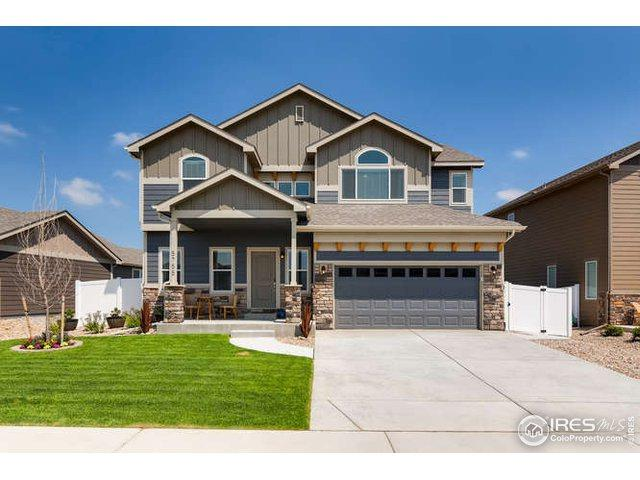 5755 Clarence Dr, Windsor, CO 80550 (MLS #887733) :: Kittle Real Estate
