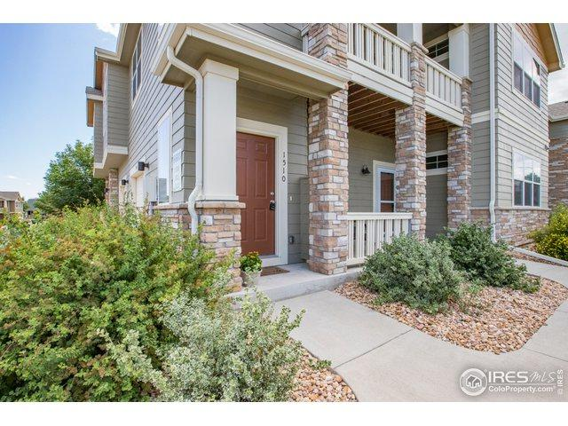 6603 W 3rd St #1510, Greeley, CO 80634 (MLS #887734) :: Hub Real Estate