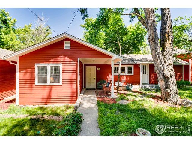 1208 Dean Pl, Boulder, CO 80302 (MLS #887765) :: Kittle Real Estate