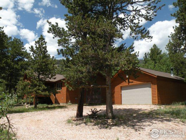 267 Muskogee Trl, Red Feather Lakes, CO 80545 (#887799) :: James Crocker Team