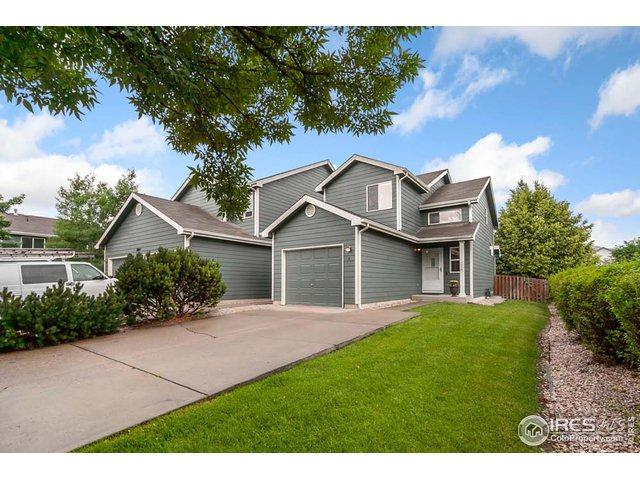 1007 Cuerto Ln A, Fort Collins, CO 80521 (MLS #887809) :: Tracy's Team