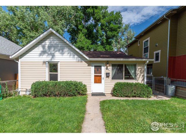 312 N Grant Ave, Fort Collins, CO 80521 (MLS #887812) :: 8z Real Estate