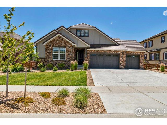 16910 W 95th Pl, Arvada, CO 80007 (MLS #887813) :: 8z Real Estate