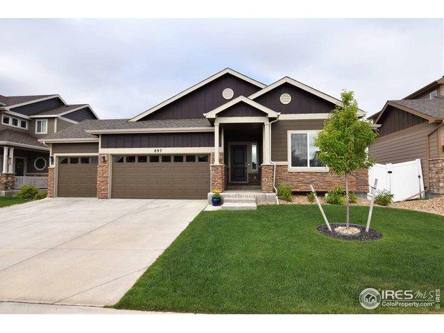 897 Shirttail Peak Ct, Windsor, CO 80550 (MLS #887814) :: Kittle Real Estate