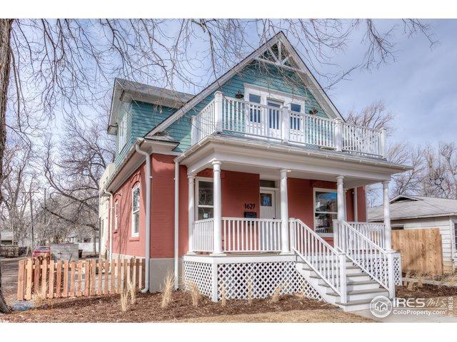 1627 17th St, Boulder, CO 80302 (MLS #887829) :: Hub Real Estate