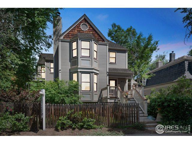 2135 Spruce St #4, Boulder, CO 80302 (MLS #887834) :: Hub Real Estate