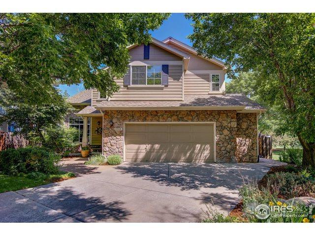 2729 E White Oak Ct, Lafayette, CO 80026 (MLS #887840) :: Kittle Real Estate
