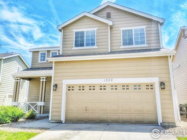 1222 103rd Ave, Greeley, CO 80634 (#887854) :: The Griffith Home Team