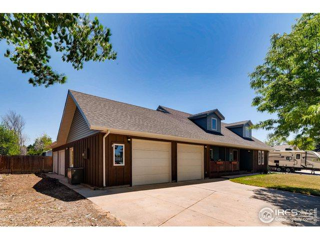 626 Ash Ave, Ault, CO 80610 (MLS #887862) :: J2 Real Estate Group at Remax Alliance