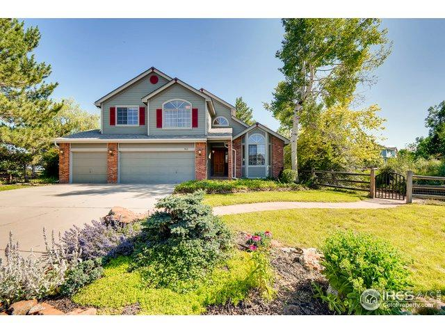 563 W Linden St, Louisville, CO 80027 (MLS #887865) :: J2 Real Estate Group at Remax Alliance