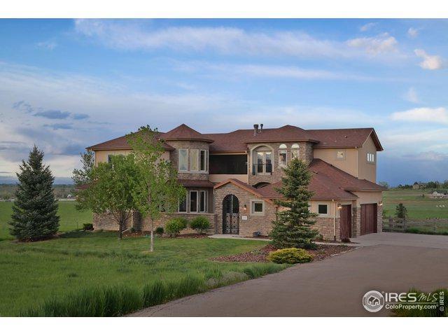 2830 Center Ridge Dr, Berthoud, CO 80513 (MLS #887874) :: 8z Real Estate