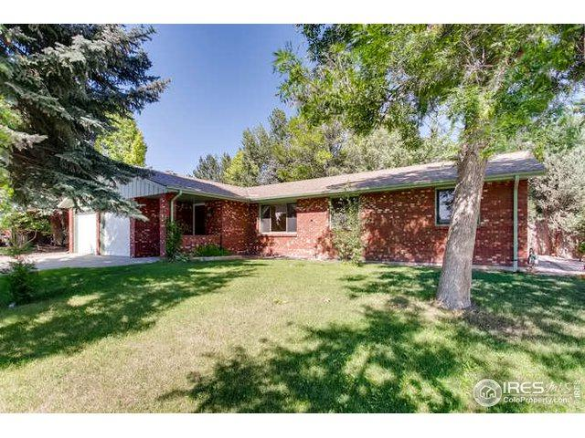 4838 Ranch Acres Dr, Loveland, CO 80538 (#887878) :: The Griffith Home Team