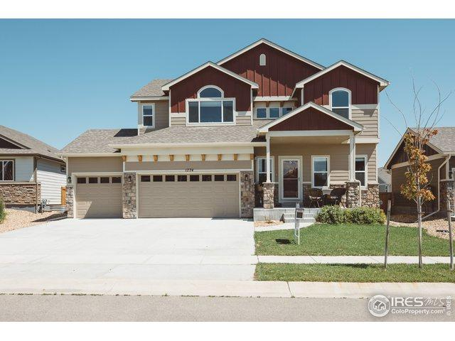 1774 Avery Plaza St, Severance, CO 80550 (#887903) :: The Griffith Home Team